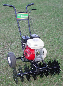 Model 4200S Walk Behind Power Lawn Scarifier
