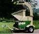Model 25QI160E Wood Pro AVP Single Hopper Wood Chipper/Shredder
