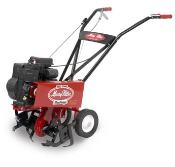 MT4H Mackissic Minnie Tiller With 4.0 HP Honda Engine 18 Inches