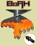 137993 Pengo 12 Inch Bohr Auger Kit With 12 Teeth