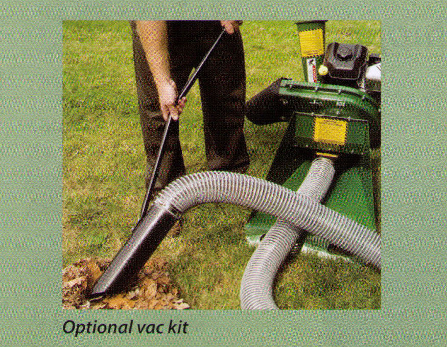 Part No. 804-0068 Vacuum Kit