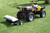 Turfvent Tow Behind And Three Point Aerators
