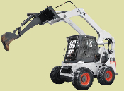 Skid Steer Mounted Backhoe Model WLQC-620