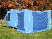 Screen Room accessory for Timeout And Easy Camper Camping Trailers