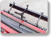 Part No. 10003334 Finishing Brush for the 4 ft. Dirt Doctor