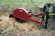 Model WOSG-26 Three Point Hitch Mounted, PTO powered stump grinder
