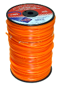 10315 Bulk 5 lb. Spool Orange 0.155 Inch Diameter Trimmer Line