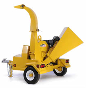 BXT4213 Trailer Mounted Wood Chipper