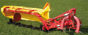 ERDM5-2 Enrossi Disc Mower DMP Series 6 Ft. 7 Inches Wide