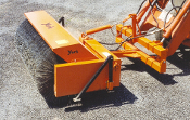 009507 FLB327 Front Loader Mounted York Sweeper 7 Ft. Broom