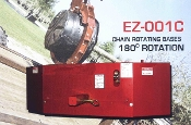 EZ-001C Chain Driven Rotating Base Plate EZ-Spot-UR