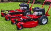 30HY-B344IN Walk Behind Hydrostatic Self-Propelled Mower 30 In