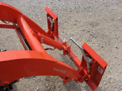 835130 Adapter Plate Kubota LA240 LA243 To Skid Steer
