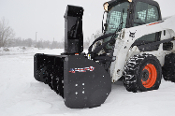 LE33201 Legends Skid Steer Mount Snow Blower