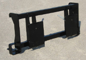 835190 Adapter Plate Versatile And Ford To Skid Steer