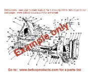 Befco Parts And Accessories
