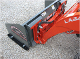 SPS-2060R Pusher Snow Plow 5 Ft. Wide Skid Mount Tractor Loaders