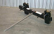 LSFB-22 Single Bolt In Hay Spear 42 Inches For Pin-On Loaders