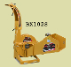 BX102S Wood Chipper PTO Drive 3 Point Mount 10 Inch Capacity