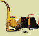 Model WLBX92R Wood Chipper with hydraulic feed rollers and 10 inch limb capacity