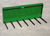 MF/S-60S 812625 Manure/Silage Fork Assembly USS Mount 60 Inches