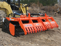WOSARG-84 Sweep Action Rock Grapple 84 Inches Wide
